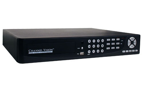 Channel Vision DVRs, NVRs & Web Servers