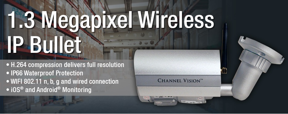 channel vision camers