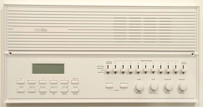 M&S INTERCOM MC350A