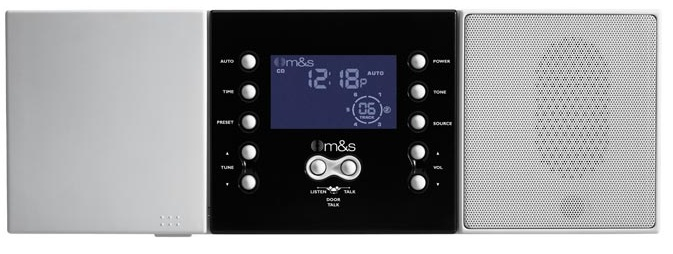 m&s dmc1 home intercom